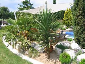 aujardinorg autour de la piscine par jcgb au jardin With awesome photo d amenagement piscine 13 amenagement de jardin mediterraneen plantes et fleurs