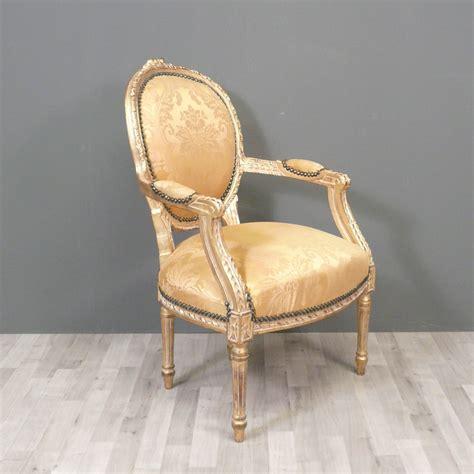chaise louis 16 fauteuil louis xvi médaillon fauteuils louis xv