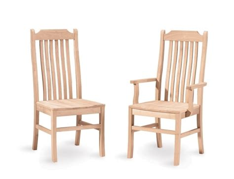 wood unfinished kitchen chairs furniture images 89 chair