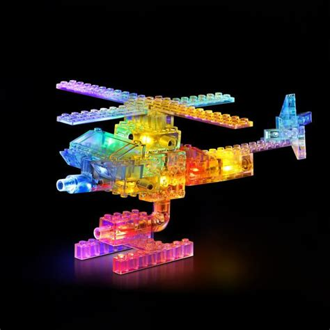 light up legos air 8 in 1 set