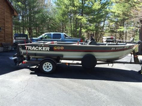 Tracker Boats For Sale On Ebay by Tracker Pro V 17 Boats For Sale