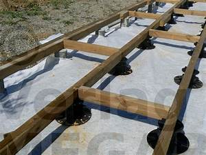 Bauanleitung Holzterrasse Selber Bauen Die Unterkonstruktion : holzterrasse auf kunststoffsockeln holzterrasse die ~ Lizthompson.info Haus und Dekorationen