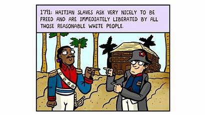 Haiti Slaves Haitians Prince Port French Freedom