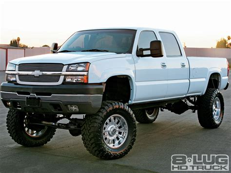 2003 Chevy Silverado 2500  Custom Trucks  8lug Magazine