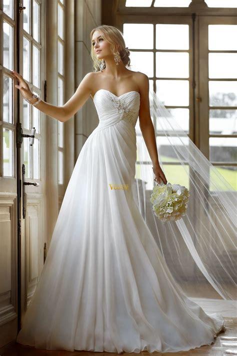 My Dream Wedding Dress Flowing With Chiffon Beautiful