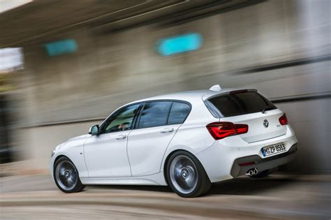 2015 Bmw 1series Hatchback Equipped With M Sport Package