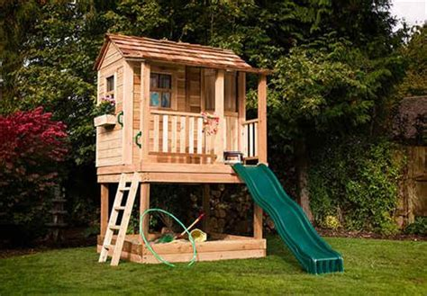 pallet kids playhouse ideas pallets designs