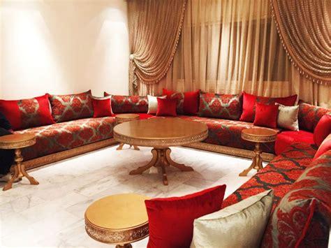salon marocain salon marocain chic tables basses
