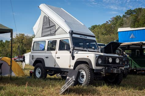 Top Vehicles From Overland Expo