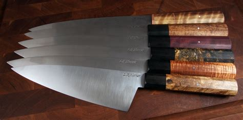 beginners guide  buying custom kitchen knives