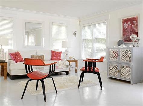 20 Painted Floors With Modern Style The Perfect Living Room With Flat Screen Tv Gray And Pink Hgtv Paint Ideas Wall Art Decor Space Saver Dining Sets Blue Windows