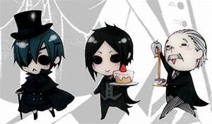 Ciel Sebastian and Tanaka Chibi by Yin-Yue on DeviantArt