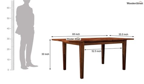standard height   dining table quora