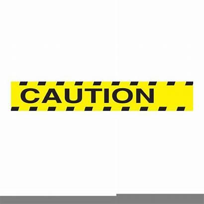 Clipart Caution Border Clker