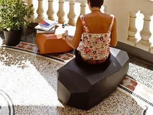 Durchsichtige Mbel Aus Kunststoff Sitze Und Tische Von