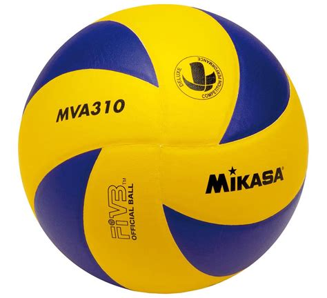 Mikasa MVA 310 6 Ball Volleyball Pack