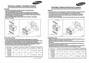 Samsung Microwave Oven Mr1032bb User U0026 39 S Guide