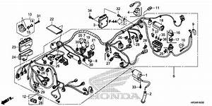Wiring Diagram For 2007 Honda Trx 420