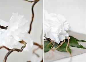 Blüten Aus Papier : bl ten aus papier diy love ~ Eleganceandgraceweddings.com Haus und Dekorationen
