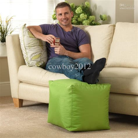 bean bag reading chair adults footstool beanbags