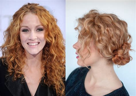 20 Hairstyles For Curly Frizzy Hair Womens