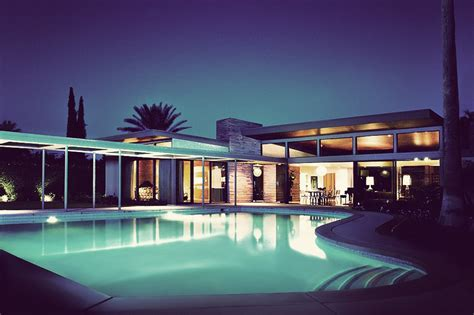 The 15 Most Iconic Homes In Palm Springs Stylecaster