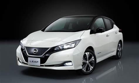 2018 Nissan Leaf Packs More Range, Lower Cost Into Sleek Look
