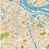 Amsterdam vector map. Eps Illustrator Map   Vector World Maps