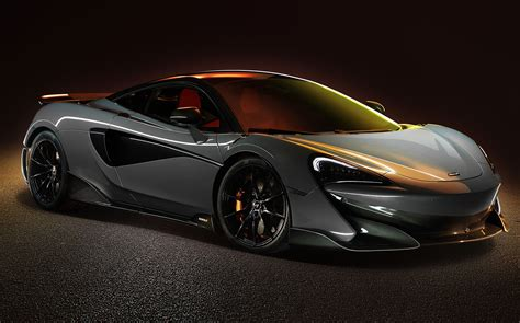 Mclaren Unveils 600lt Sports Series Range-topping Supercar