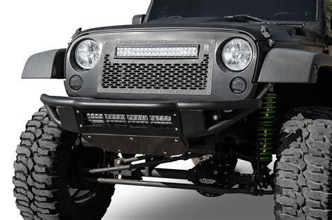 jeep jk venom front bumper add offroad