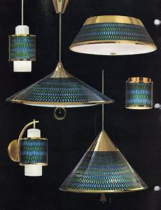 Moe honeycomb lighting: The full line, from a 1968 catalog