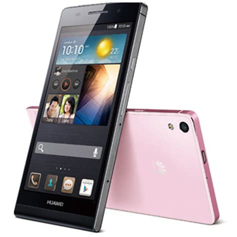 etisalat launches world s slimmest smartphone ascend p6