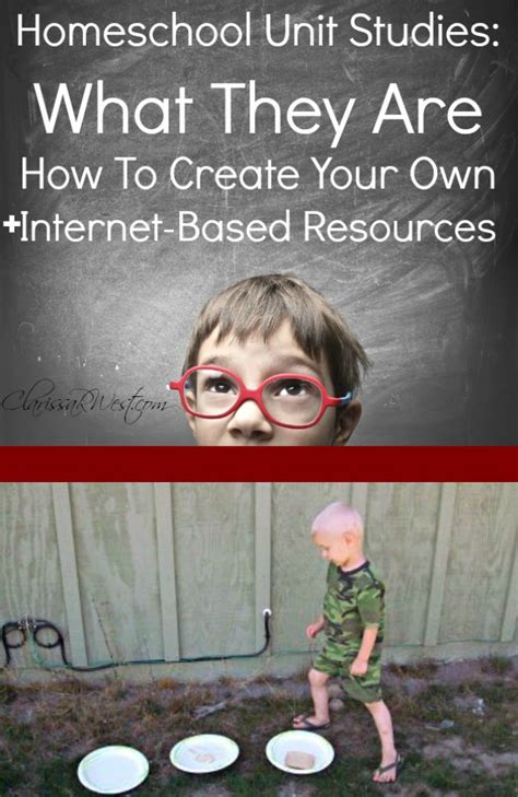 Homeschool Unit Studies: What They Are, How To Create Your ...