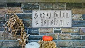 A Walking Tour of Sleepy Hollow Cemetery