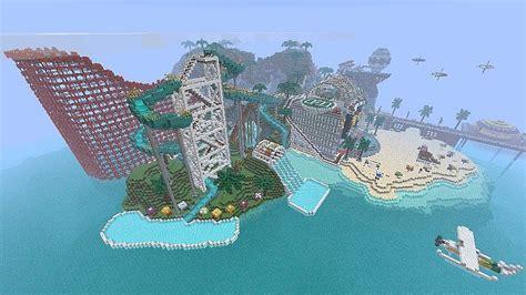 olann island minecraft project