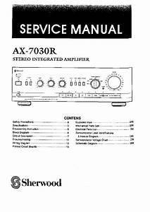 Sherwood Scp 802 Wiring Diagram