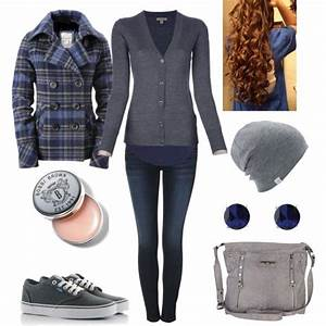 1000+ images about School outfits on Pinterest | Vans outfit Moccasins outfit and Casual