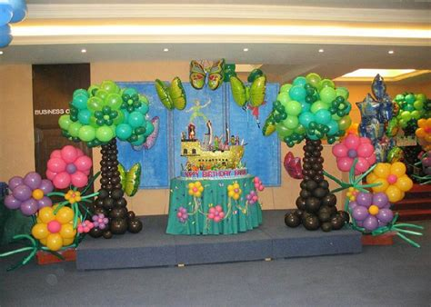 in decorations ideas balloons decorations for birthday favors ideas