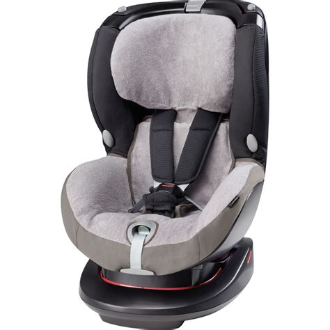 housse siège auto bébé confort housse éponge pour siège auto rubi cool grey de bebe