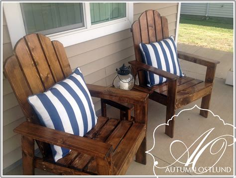 chairs for porch white adirondack chairs diy projects
