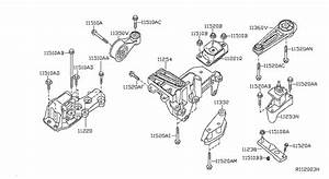 Engine  U0026 Transmission Mounting For 2008