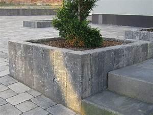 Mini L Steine : palisaden beton anthrazit mischungsverh ltnis zement ~ Frokenaadalensverden.com Haus und Dekorationen