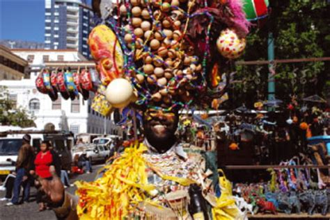 Cape Town's Green Market Square – Education South Africa