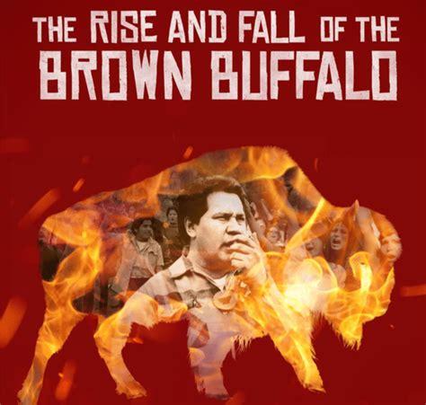 pbs documentary  rise  fall   brown buffalo