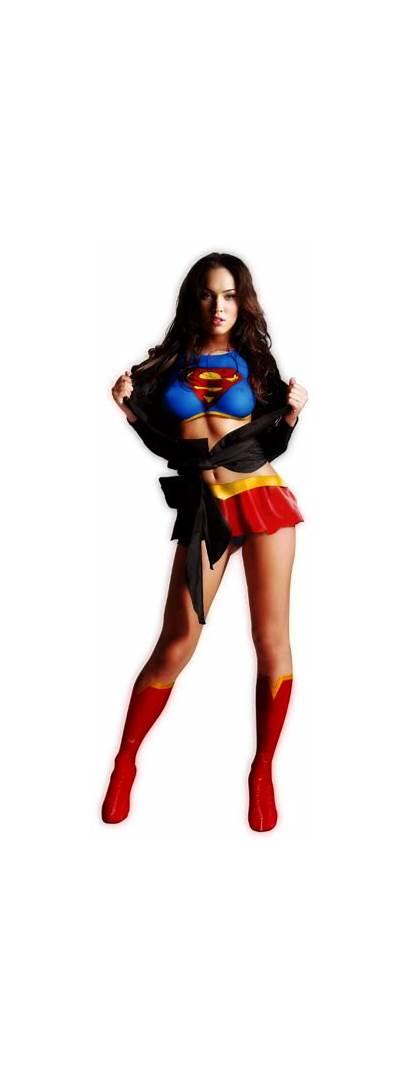 Fox Megan Superwoman Psd Official Officialpsds