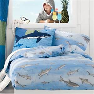 Thecompanystore Coupon code - Sharks percale bedding