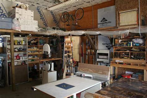 claudes pole barn shop  wood whisperer