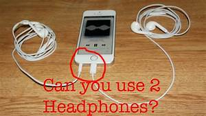 Headset Iphone 6 : can you use two headphones on a iphone 6 via lightning ~ Jslefanu.com Haus und Dekorationen