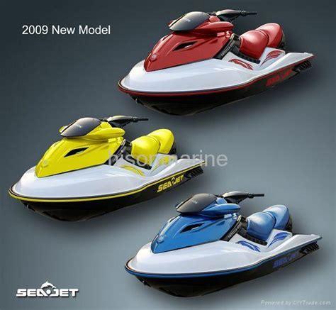 Suzuki Jet Ski by 4 Stroke Jet Ski With Suzuki Dohc Engine Hs 006j5a