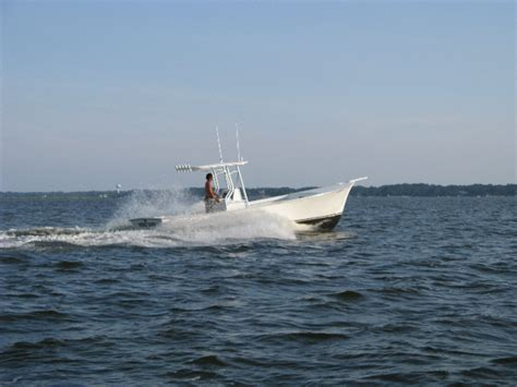 Center Console Boats Made In Nc by 30 Custom Carolina Center Console Inboard Diesel 40 000